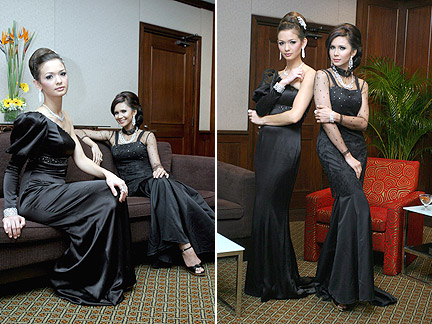 Bond Girls Versi Melayu