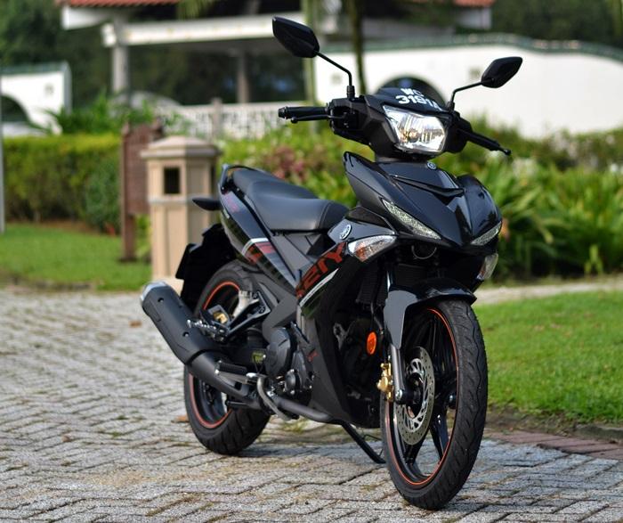 Yamaha Y15ZR Jadi Pilihan Aku
